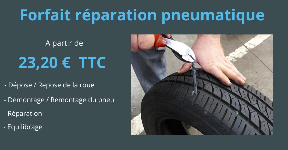 forfait-réparation-pneu